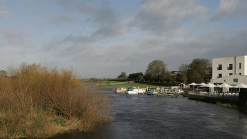 River Barrow in Carlow (file pic)