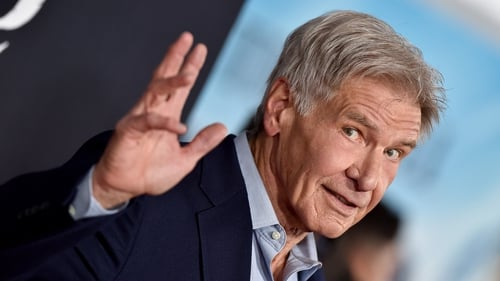 Harrison Ford - Cracking the whip again in new adventure