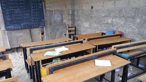 The attack is the 10th mass school kidnapping since December in northwest Nigeria