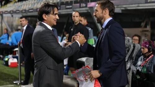 Croatia coach Zlatko Dalic and Gareth Southgate will again renew acquaintances at this tournament