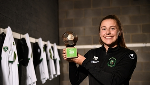 Eleanor Ryan-Doyle is at the top of the goalscoring charts