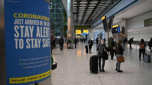 Just 675,000 people travelled through Heathrow last month, compared with 6,769,000 in May 2019