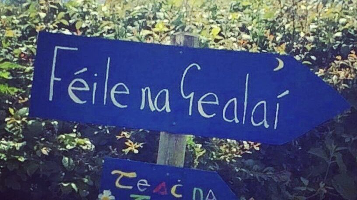 Féile na Gealaí : Hannah Rua Ní Bhaoill