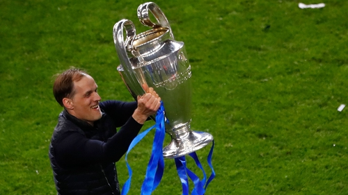 Thomas Tuchel is sticking with Chelsea