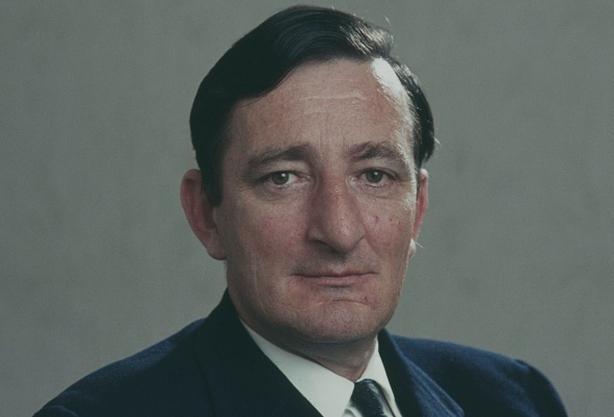 Minister Jim Gibbons