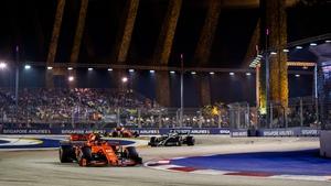 The last Singapore Grand Prix was run in 2019