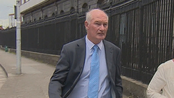 The High Court found Colm Campbell was responsible for his own safety