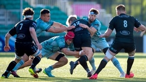 Glasgow Warriors edged out the Pro14 champions