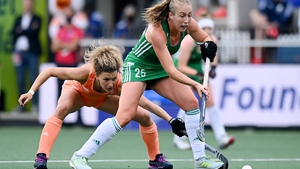 Ireland went down to a 4-0 defeat against the Dutch