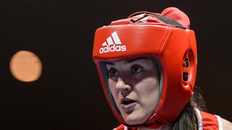former Coláiste Íde sports student Kellie Harrington