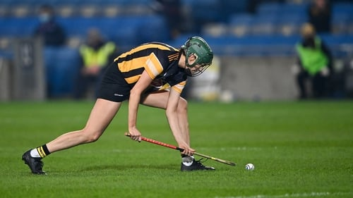 Kilkenny sharpshooter Denise Gaule finished with a tally of 0-6