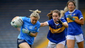 Caoimhe O'Connor starred as Dublin accounted for Tipperary