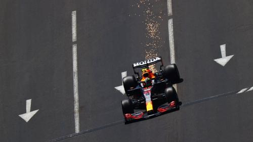 Sergio Perez took the Azerbaijan GP