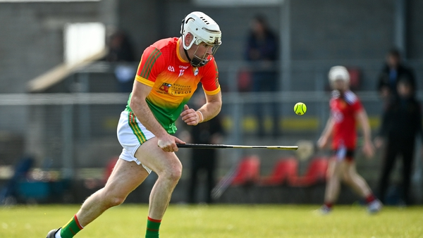 Martin Kavanagh was the key man for Carlow