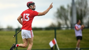 Paul Matthews scored two goals for Louth as they confirmed promotion from 3B with victory over Fermanagh