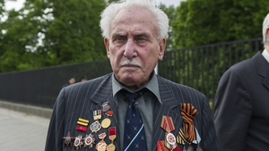David Dushman broke down the Auschwitz fence in his tank