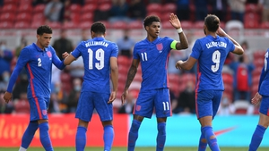 Marcus Rashford could go under the knife after the Euros
