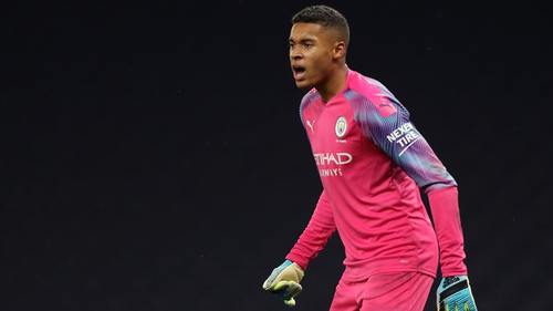 Bazunu: 'I wouldn't have gone to Manchester City unless I thought I could be the number one goalkeeper'