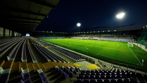 The Szusza Ferenc Stadion, where Dundalk played in the Champions League in August