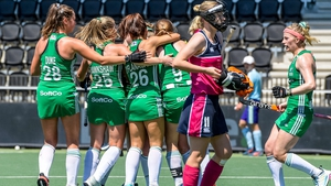 The Irish goal came at the start of the final quarter