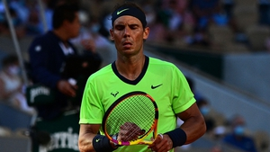 Rafael Nadal is chasing yet another French Open title