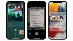 iOS15 contains a host of new features