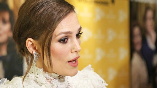"""Keira Knightley - """"It was when women started listing all the precautions they take when they walk home to make sure they're safe, and I thought, 'I do every single one of them, and I don't even think about it'"""""""