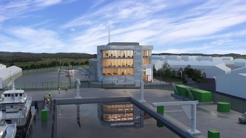 SSE Renewables is proposing to develop the facility at a disused site known as The Old Shipyard