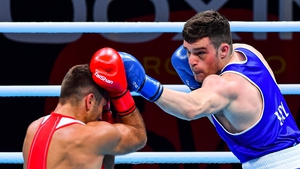Brennan got the better of his Swedish opponent to earn his Olympic ticket