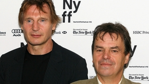 Liam Neeson and Neil Jordan (pictured at the premiere of Breakfast on Pluto in New York in October 2005) - Due to start filming Marlowe in October