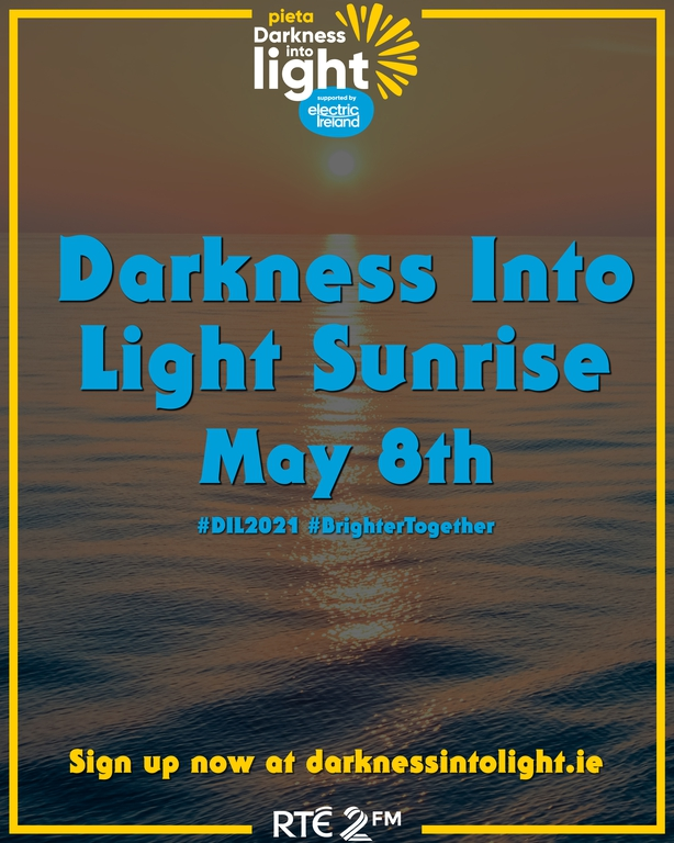 darkness into light 2021 poster 2fm