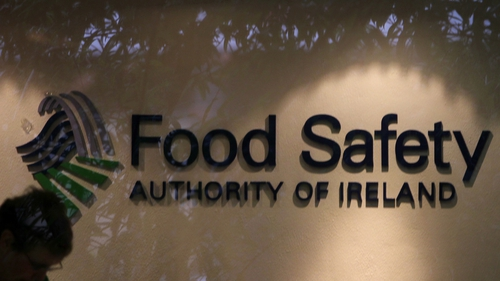 Details of the enforcement orders are published on the FSAI's website