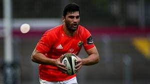 Damian de Allende in action against Cardiff Blues on 28 May