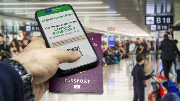 The Digital Covid Certificate is to be used as proof that travellers have been vaccinated against Covid-19; received a negative test result; or recovered from the disease