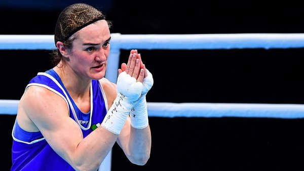Kellie Harrington is heading for the Games in great shape