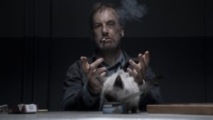 Unlikely badass Odenkirk is clearly having a riot in the role