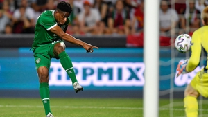Chiedozie Ogbene first involvement in international football almost led to the winner in Budapest