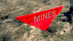 Afghanistan is one of the most heavily mined countries in the world