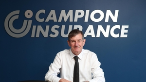 Campion Insurance's chief executive Jim Campion