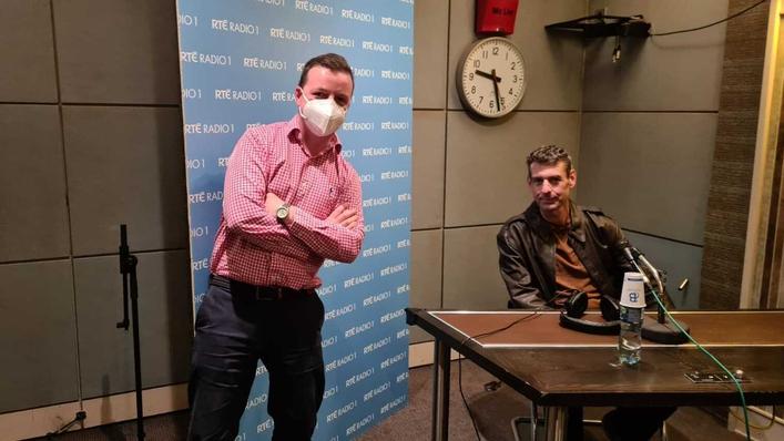 Author Ed O'Loughlin on The Ryan Tubridy Show