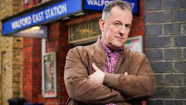 Ross Boatman has joined EastEnders