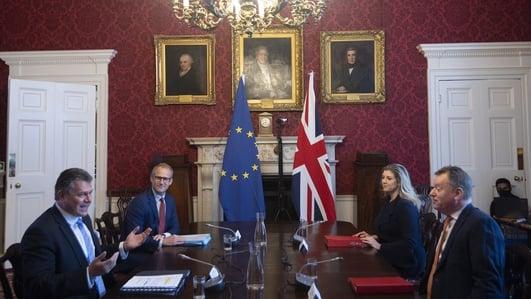 Brexit / Biden & Boris / Fake Polling
