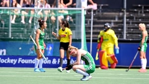 Ireland must now finish in fifth place to earn a World Cup spot (pic: Frank Uijlenbroek/World Sport Pics)