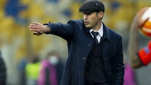 Paulo Fonseca is in talks with Spurs