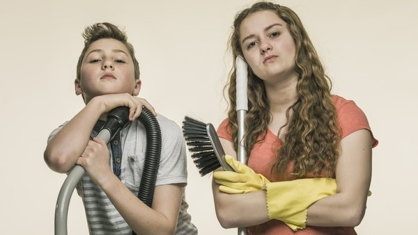 """""""When we looked at what housework the children were doing, it quickly became apparent that it was the girls who bore the brunt of the work"""" Photo: Getty Images"""