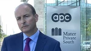 Micheál Martin said the intervention from the Biden administration represents common sense