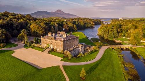 Westport House and Estate is to receive the largest amount of funding for the restoration and rewilding of the 300-acre estate