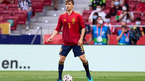 Llorente will undergo further tests and return to training with the squad on Friday if he remains negative
