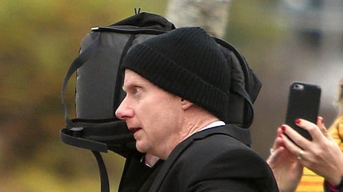 John Healy pleaded guilty in May 2019 to the possession of several thousand images and videos of child abuse