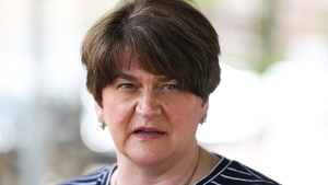 Arlene Foster was unveiled as a contributor on 'Political Correction'